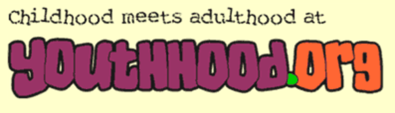 Childhood meets adulthood at youthhood.org